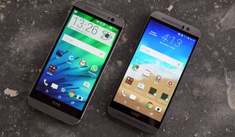 HTC One M9 vs M8 Boomsound