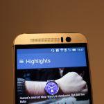 HTC One M9 avec Android Lollipop