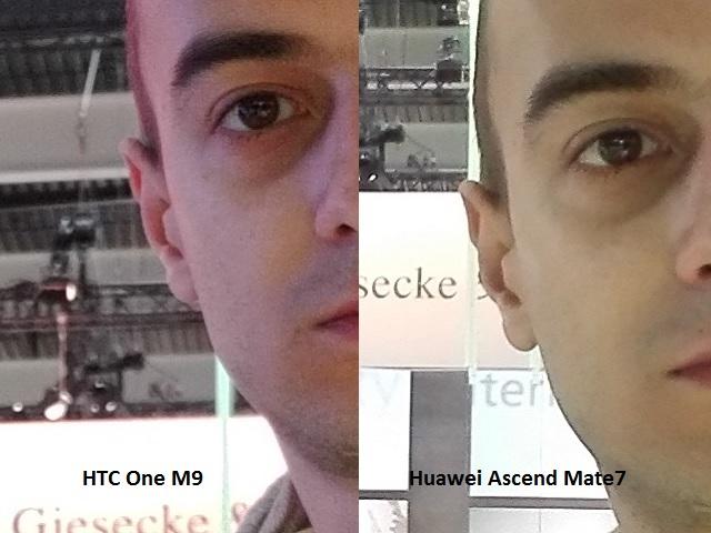HTC One M9, une belle lumière