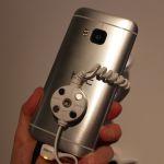 HTC One M9 avec capteur de 20 mégapixels