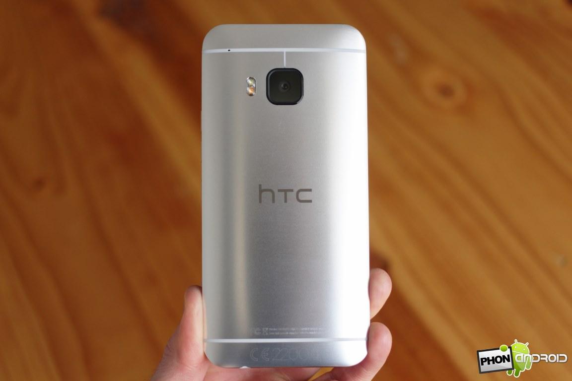 htc one m9 coque aluminium
