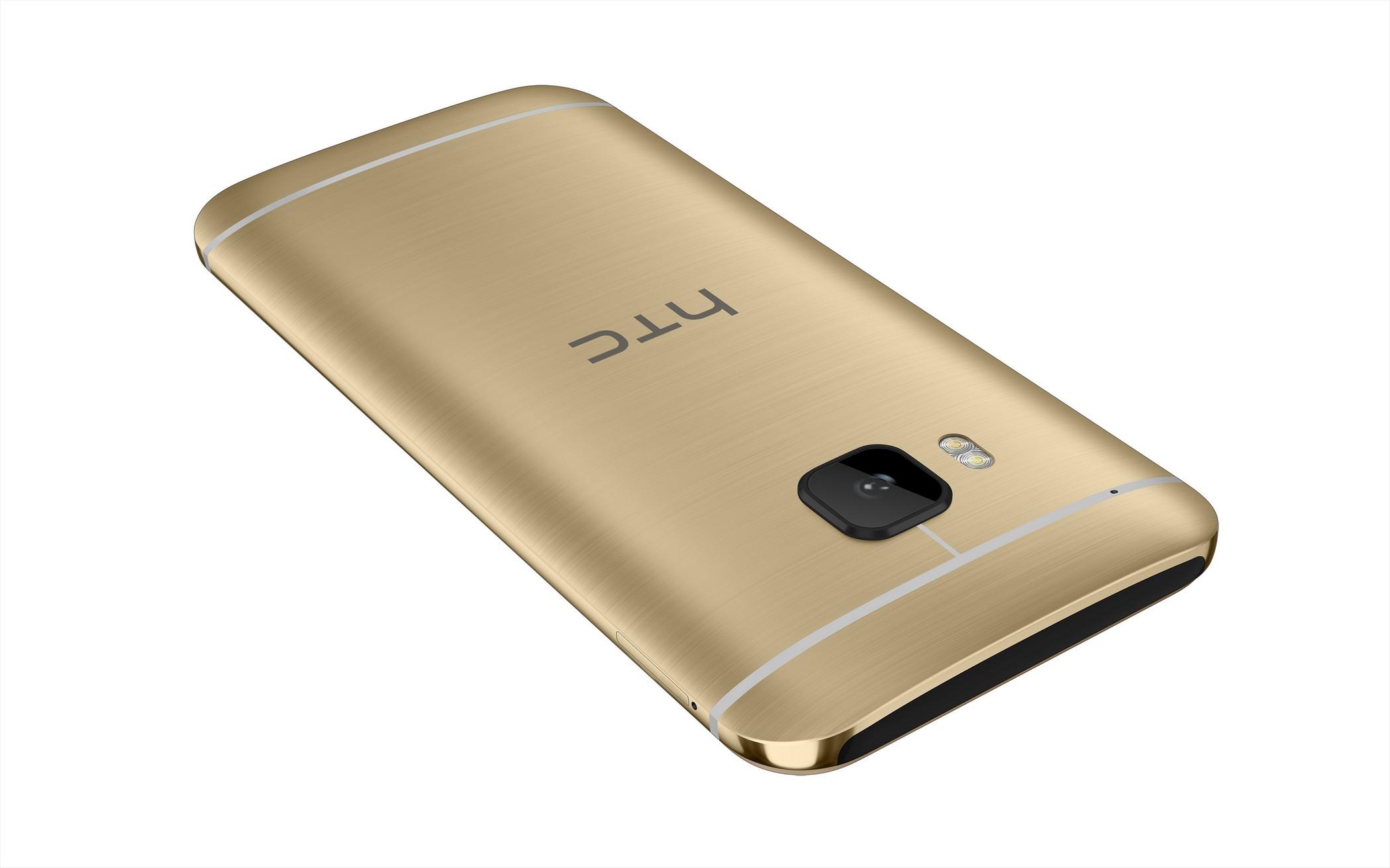 HTC One M9 de dos