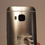 HTC One M9 avec double LED