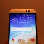 HTC One M9 avec écran de 5 pouces