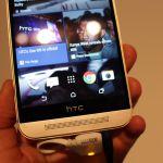 HTC One M9 avec écran de qualité
