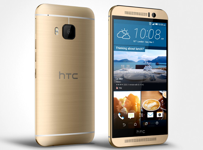 HTC One M9 flagship