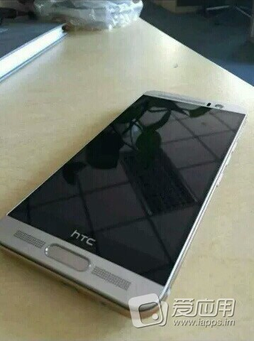 HTC One M9+ face