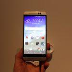 HTC One M9 avec Sense