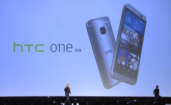 HTC One M9 avec Snapdragon 810