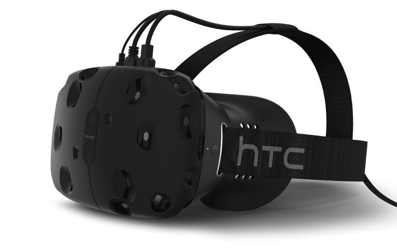 HTC Vive, le casque de réalité virtuelle