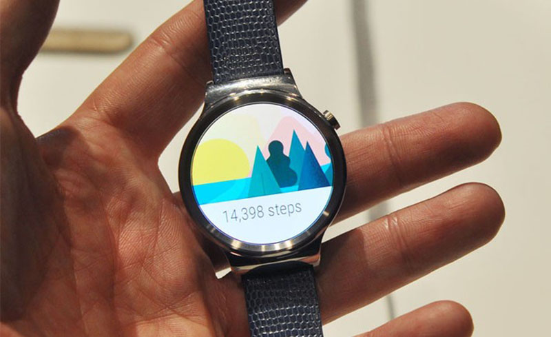 huawei android wear ouvert google