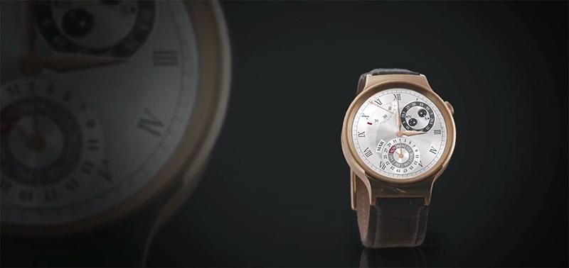 huawei watch bracelet cuir