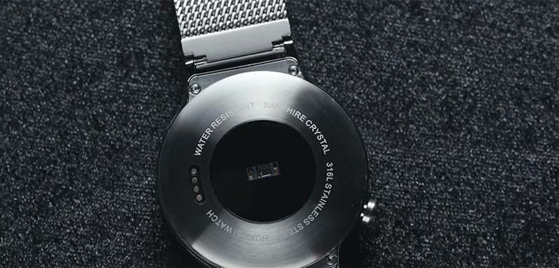 huawei watch capteurs
