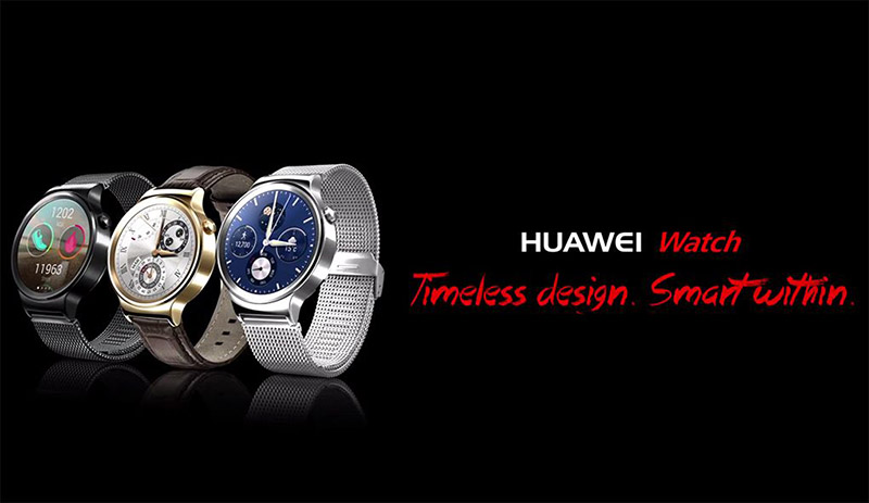 huawei watch officielle