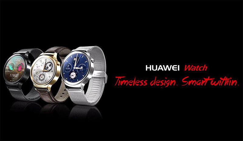 huawei watch une smartwatch android wear au design haut. Black Bedroom Furniture Sets. Home Design Ideas