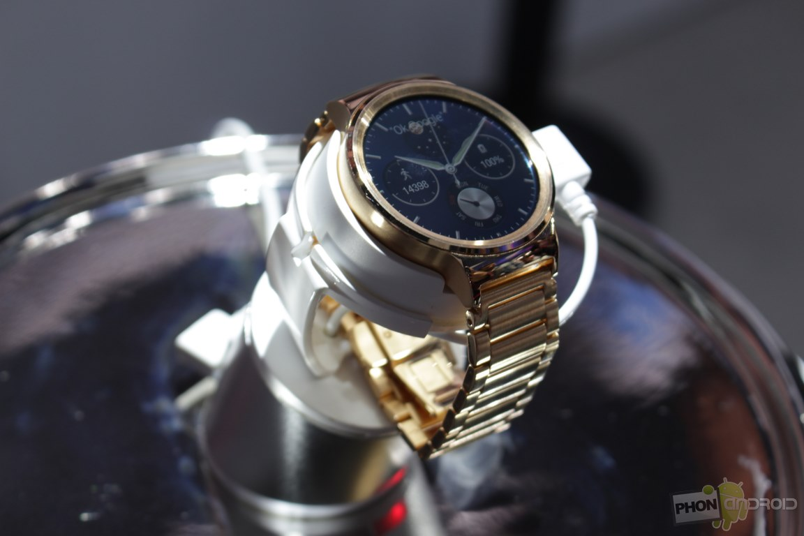 Huawei Watch prix