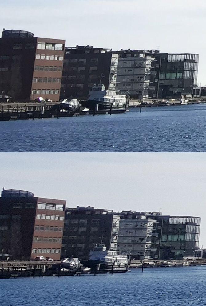 comparatif iPhone 6 Galaxy S6 Edge zoom
