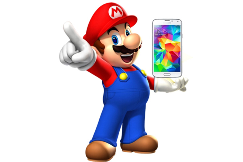 jeux nintendo smartphones android
