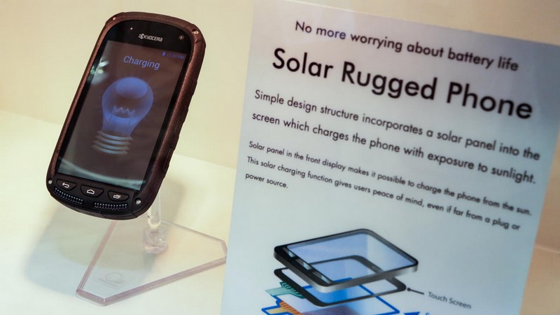Kyocera Solar Phone