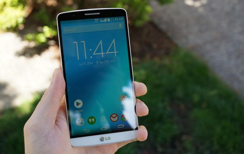 LG G4 écran