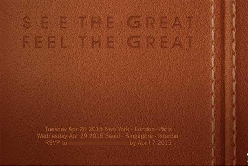 lg g4 annonce officielle 28 avril