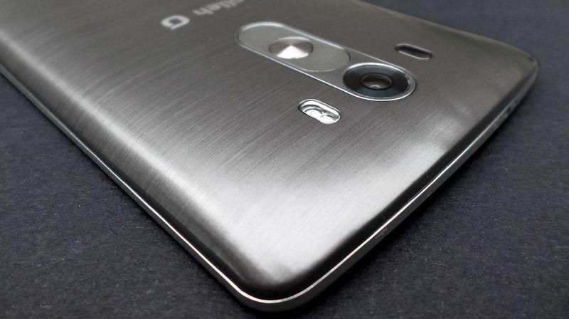 LG G4 lecteur d'empreintes