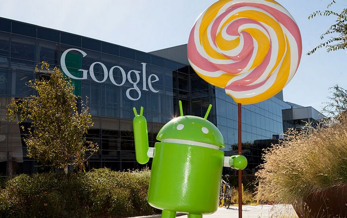 Android 5.1 Lollipop mise à jour
