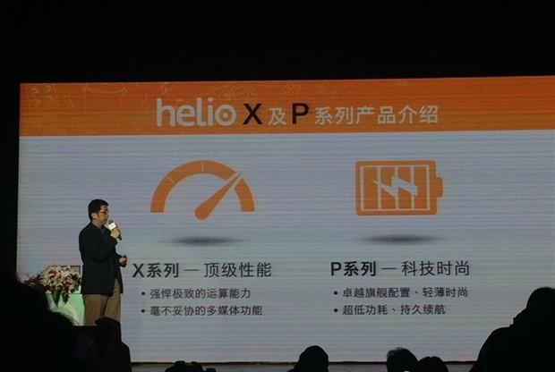 mediatek presentation helio x p