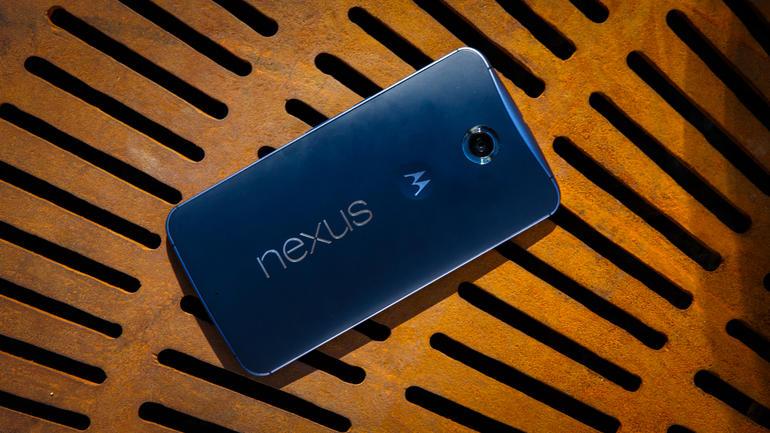 Nexus 6 seul téléphone de l'opérateur Google