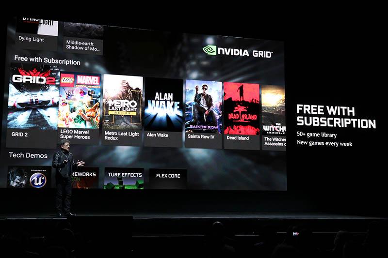 nvidia grid abonnement