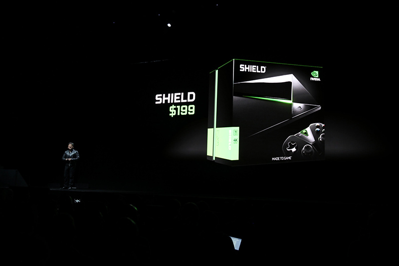 nvidia shield prix