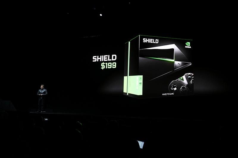 nvidia shield prix
