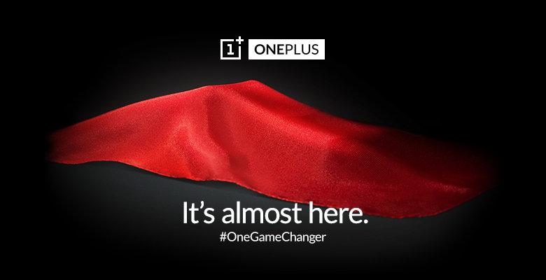 OnePlus, teasing avec un drap rouge