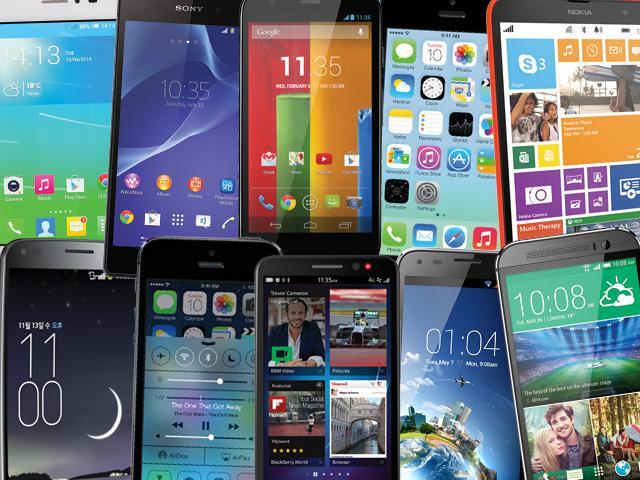 prix smartphones Europe
