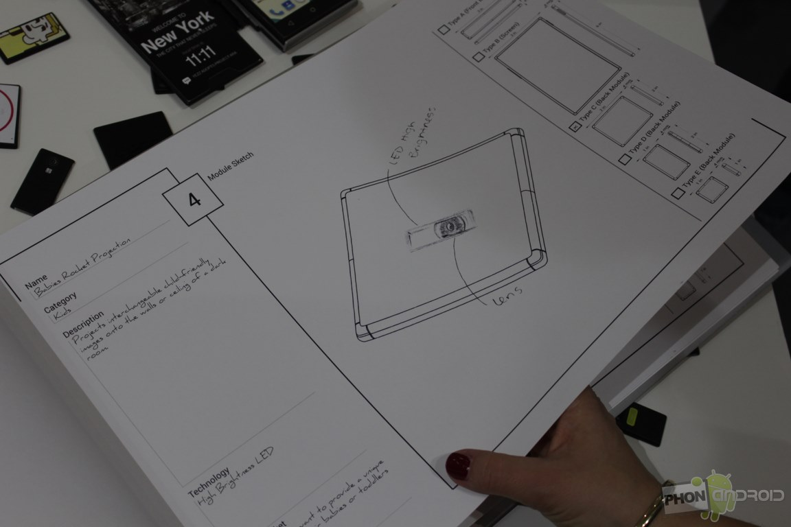 Project ARA, sa conception
