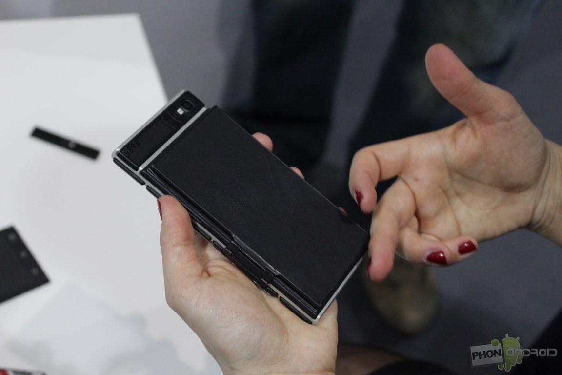 Project ARA, un smartphone modulaire