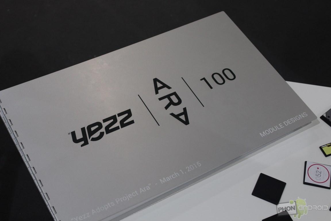 Project ARA, présentation par Yezz