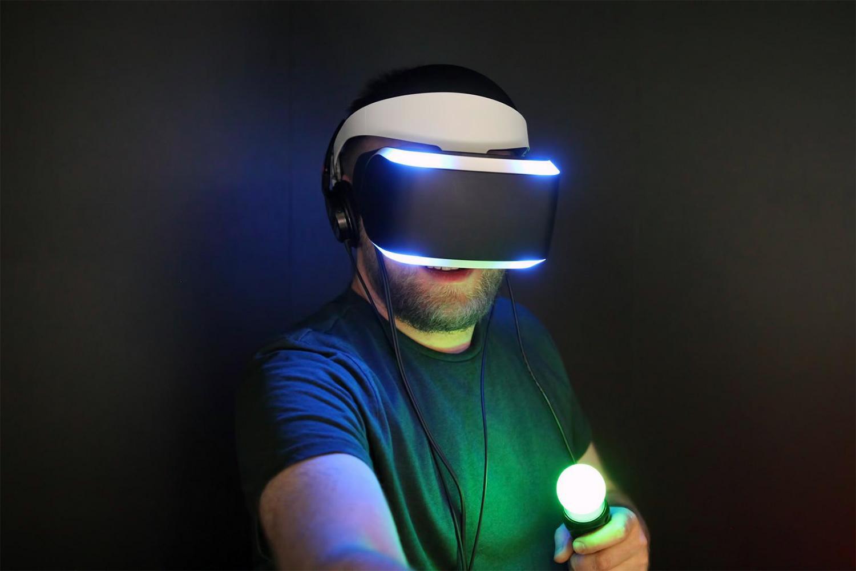 Sony Project Morpheus 2016