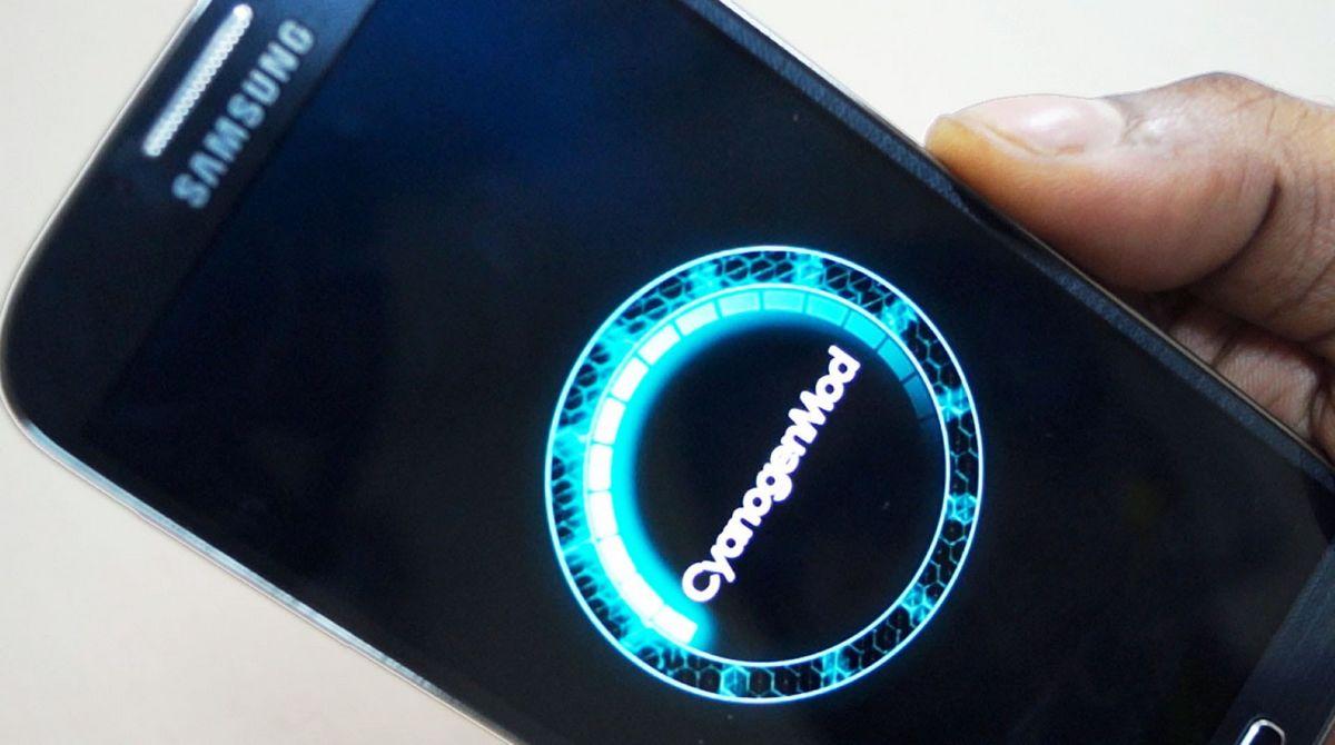 Samsung Cyanogen
