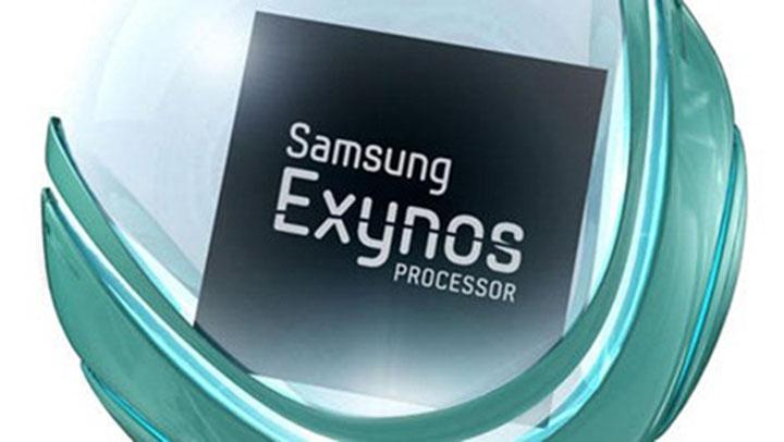 Samsung aurait ses propres processeurs en 2016