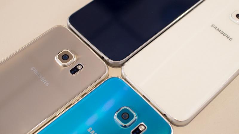 Samsung ventes 2015