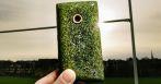 smartphone herbe