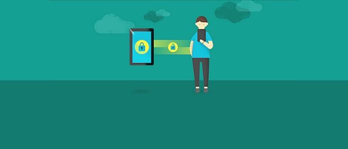 smartphone verouillage proximité