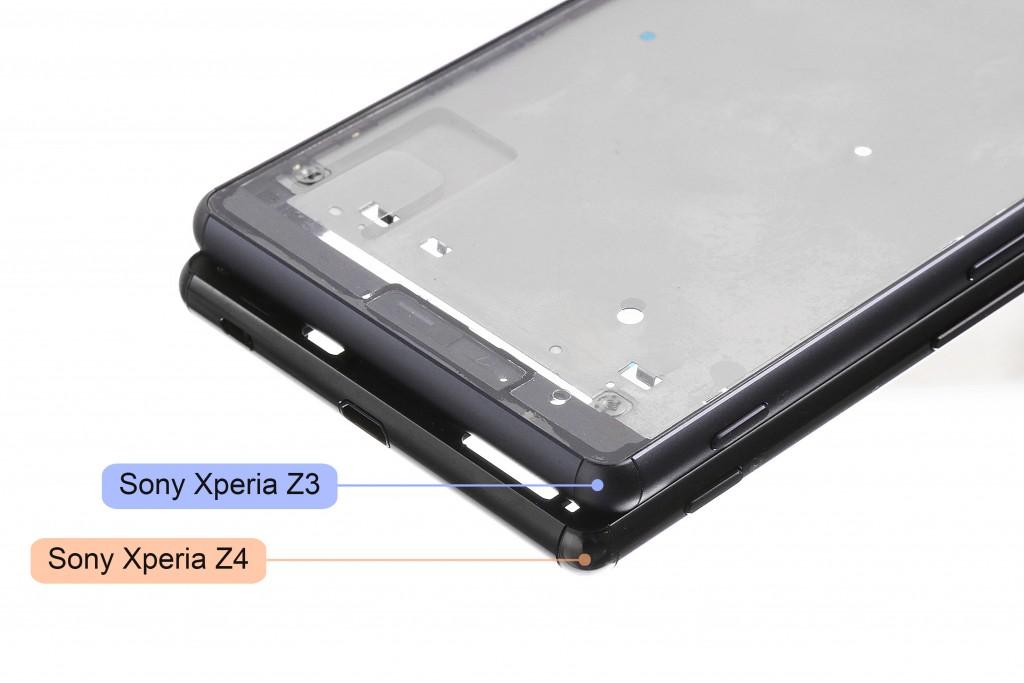 Sony Xperia Z4 micro USB