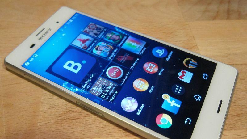 Sony Xperia Z4 Snapdragon 810