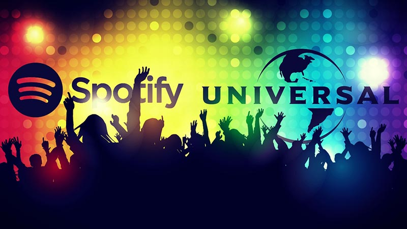 spotify gratuit universal