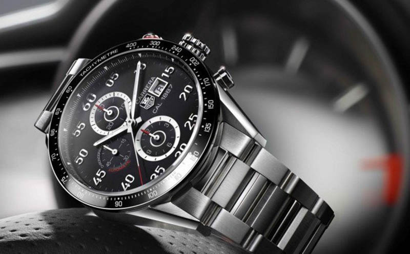 tag heuer carrera horlogerie suisse android wear