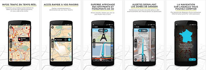 tomtom navigation go mobile play store gratuit