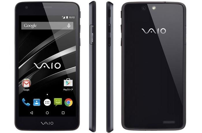 voici le Vaio Phone