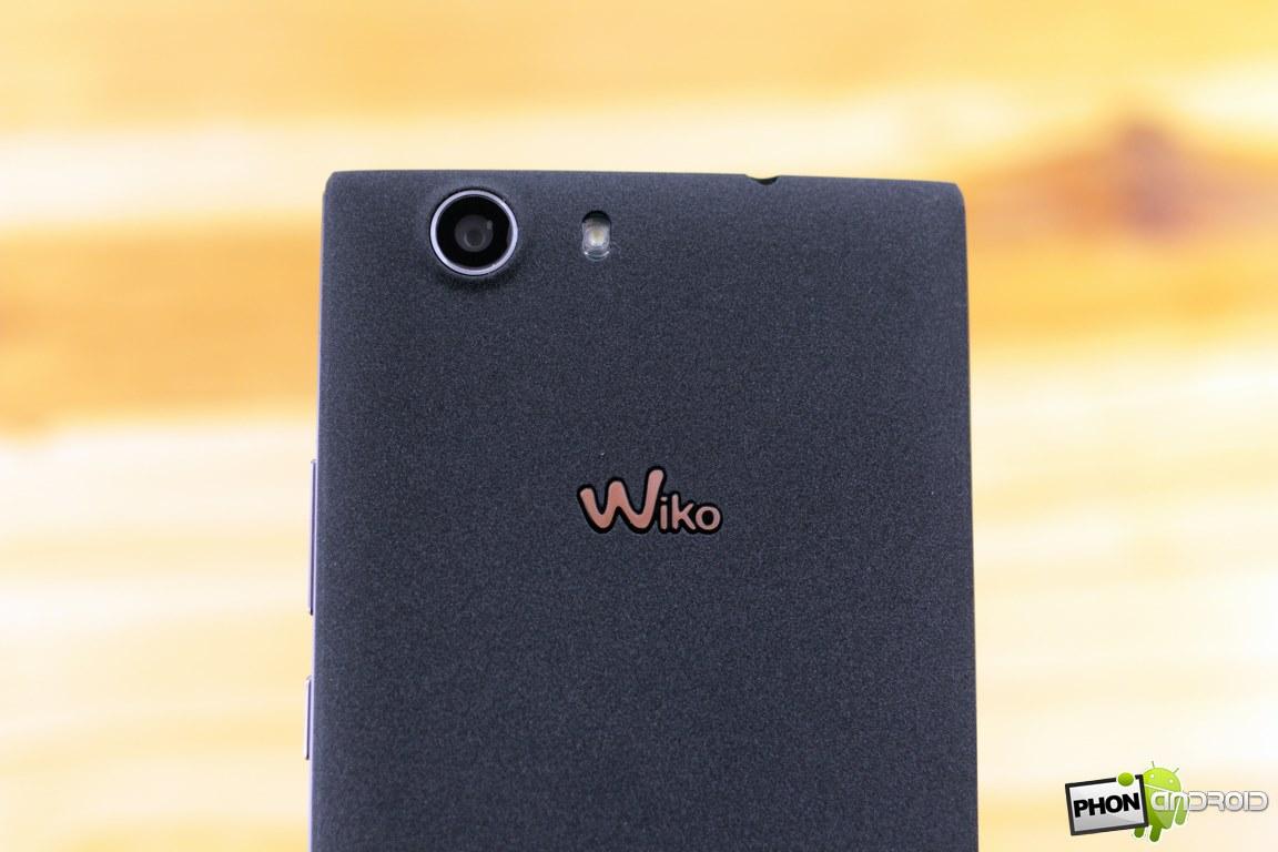 wiko ridge 4g appareil photo